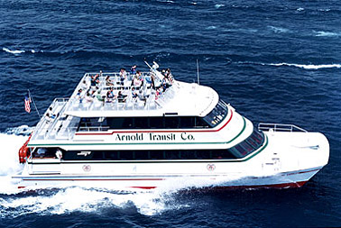Arnold Transit Co. Ferry Service